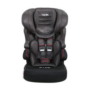 Cadeira Para Auto Teamtex Beline Luxe Noir de 9 a 36kg