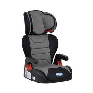 Cadeira Para Auto Burigotto Protege Recline Mesclado Cinza 9 a 36kg