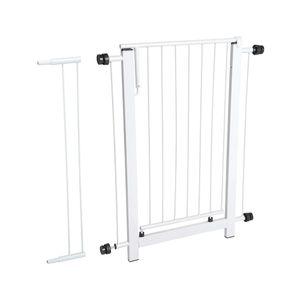 Grade de Segurança Kiddo Keeper Para Porta com Extensor 10cm