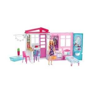 Boneca Barbie Casa Glamour