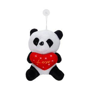 Pelúcia Le Panda com Coração 17cm