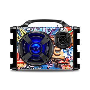 Caixa Amplificada Bluetooth Mondial Multi Connect Thunder Xii Mco-12 - Bivolt