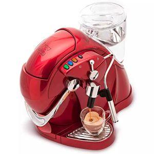 Cafeteira Elétrica Multibebidas Três Gesto Vermelha - 127v