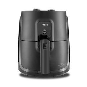 Fritadeira Elétrica Air Fryer Philco Gourmet Black Pfr15p 4l Preta - 127v