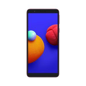 """Smartphone Samsung Galaxy A01 Core 32gb Tela 5.3"""" Câmera Principal 8mp Vermelho"""