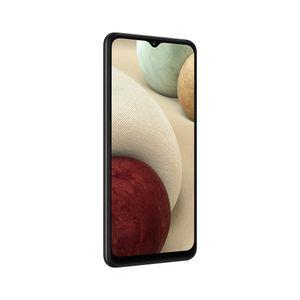 "Smartphone Samsung Galaxy A12 64gb Tela 6.5"" Câmera Quádrupla 48mp + 5mp + 2mp + 2mp Preto"