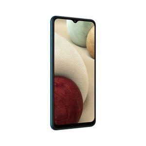 "Smartphone Samsung Galaxy A12 64gb Tela 6.5"" Câmera Quádrupla 48mp + 5mp + 2mp + 2mp Azul"