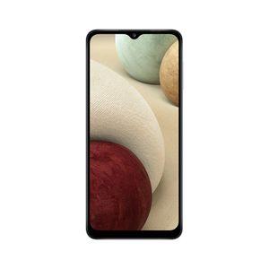 "Smartphone Samsung Galaxy A12 64gb Tela 6.5"" Câmera Quádrupla 48mp + 5mp + 2mp + 2mp Branco"