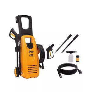 Lavadora de Alta Pressão Wap Eco Wash 2350 Laranja 1750 Psi - 127v