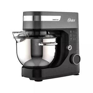 Batedeira Planetária Oster Bowl Inox Obat651 Preta - 750w 127v