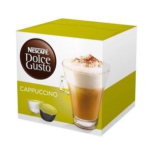 Cápsulas Nescafé Dolce Gusto Cappuccino 117g