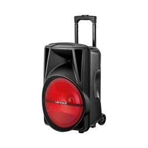 Caixa de Som Amplificada Portátil Lenoxx Ca340 300w Preto - Bivolt