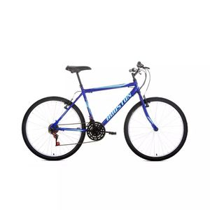 Bicicleta Houston Foxer Hammer Aro 26 com 21 Marchas Azul