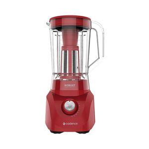 Liquidificador Cadence Liq411 Vermelho  - 220v