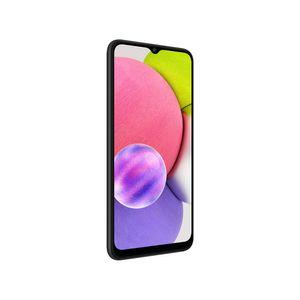 """Smartphone Samsung Galaxy A03s 64gb Tela de 6.5"""" Câmera Tripla de 13mp + 2mp + 2mp Preto"""