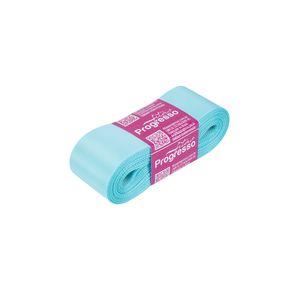 Fita de Gorgurão Gp Nº09 38mm Peça com 10m Azul Tiffany 247