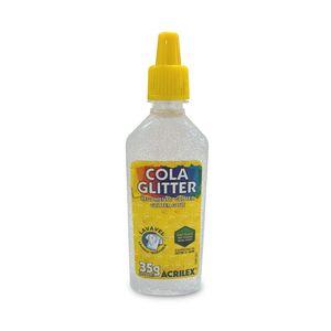 Cola Acrilex Gliter Cristal 35g
