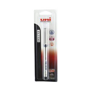 Caneta Roller Uniball Deluxe Fine Preta 0.7mm