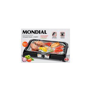 Churrasqueira Elétrica Mondial Grand Steak Grill Ch-05 - 127v