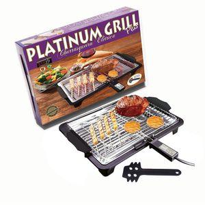 Churrasqueira Elétrica Anurb Platinum Grill Plus - 220v