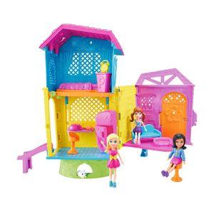 Boneca Polly Clubhouse