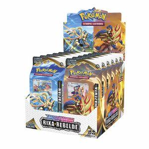 Jogo Copag Pokémon Ee2 Starter Deck Rixa Rebelde Capas Diversas ? Item Sortido