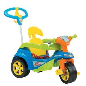 Triciclo Biemme Baby Trike Azul