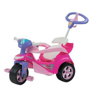 Triciclo Biemme Baby Trike Rosa
