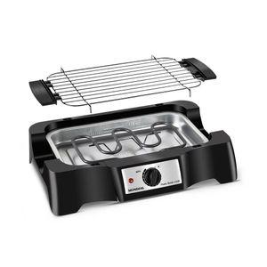 Churrasqueira Elétrica Mondial Pratic Steak & Grill Ii Ch-07 - 220v