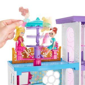 Boneca Polly Mega Casa