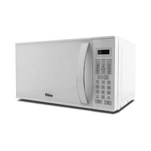 Micro-Ondas Philco Pmo21b 21 Litros Branco - 127v