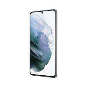 "Smartphone Samsung Galaxy S21 128gb Tela 6.2"" Câmera Tripla 12mp + 64mp + 12mp Cinza"
