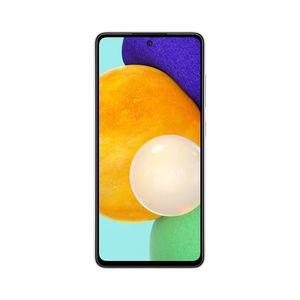 "Smartphone Samsung Galaxy A52 128gb Tela 6.5"" Câmera Quádrupla de 64mp + 12mp + 5mp + 5mp Branco"