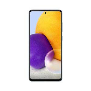 """Smartphone Samsung Galaxy A72 128gb Tela 6.7"""" Câmera Quádrupla de 64mp + 12mp + 8mp + 5mp Azul"""