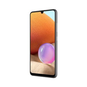 """Smartphone Samsung Galaxy A32 128gb Tela 6.4"""" Câmera Quádrupla de 64mp + 8mp + 5mp + 5mp Preto"""
