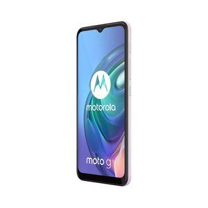 "Smartphone Motorola G10 64gb Tela 6.5"" Câmera Quádrupla 48mp + 8mp + 2mp + 2mp Branco"
