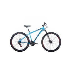 Bicicleta Houston Discovery Aro 29 Azul com 21 Marchas