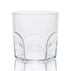Copo de Whisky Bezavel 340ml Transparente