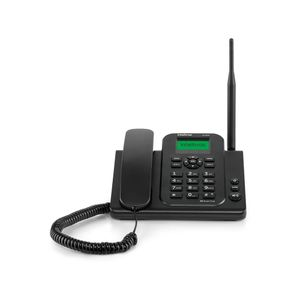 Telefone Intelbras Celular Fixo Gsm Cf 4202n Preto