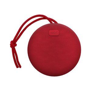 Caixa de Som Geonav sem Fio Aercx01r Bluetooth Potência 5w Rms Vermelho