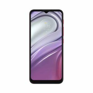 "Smartphone Motorola G20 64gb Tela 6.5"" Câmera Quádrupla 48mp + 8mp + 2mp + 2mp Rosa"