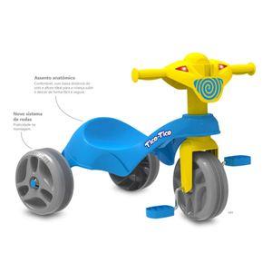 Triciclo Tico Tico Club Bandeirante Azul