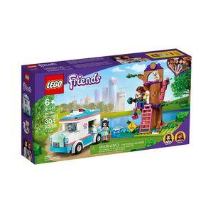 Friends Lego Ambulância da Clínica Veterinária