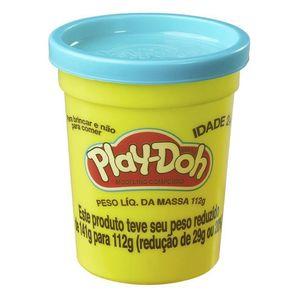 Massa de Modelar - Play-Doh - Potes Individuais 110 grs - Hasbro - AZUL