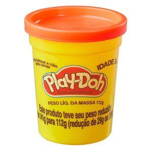 Massa de Modelar - Play-Doh - Potes Individuais 110 grs - Hasbro - LARANJA
