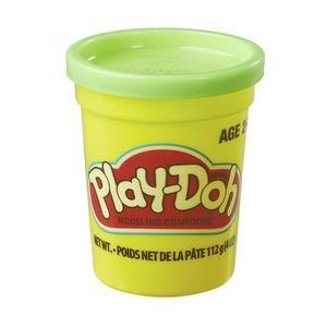 Massa de Modelar - Play-Doh - Potes Individuais 110 grs - Hasbro - VERDE CLARO