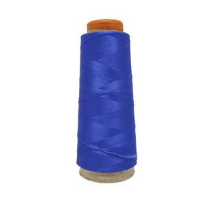 Fio Para Overlock 70g com 3700m 1553 Azul Bic