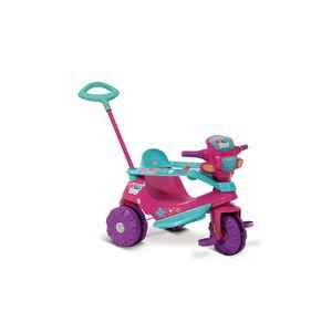 Triciclo Bandeirante Velobaby Paaseio e Pedal Gatinha