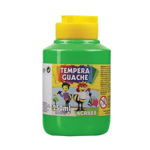 Tinta Guache Acrilex Verde Cítrico 250ml