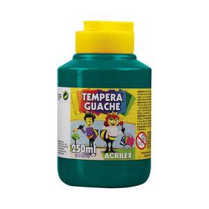 Tinta Guache Acrilex Verde Bandeira 250ml